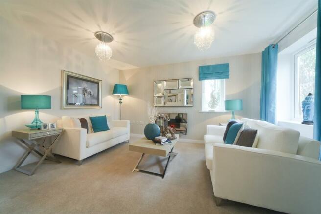 4 Bedroom Detached House For Sale In Wynyard Woods