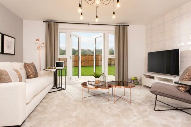 Typical Folkestone lounge