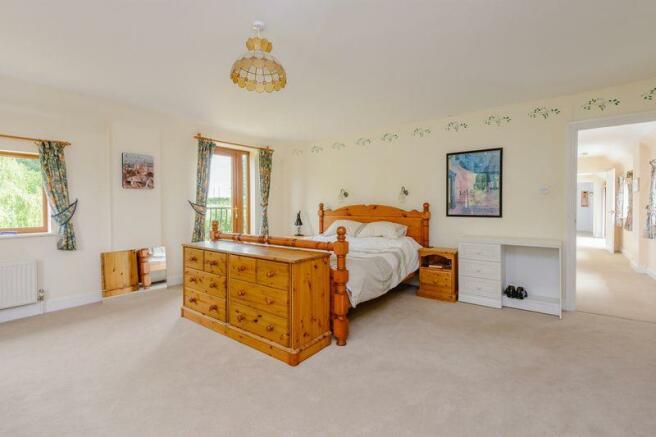 Bedroom in Mai...