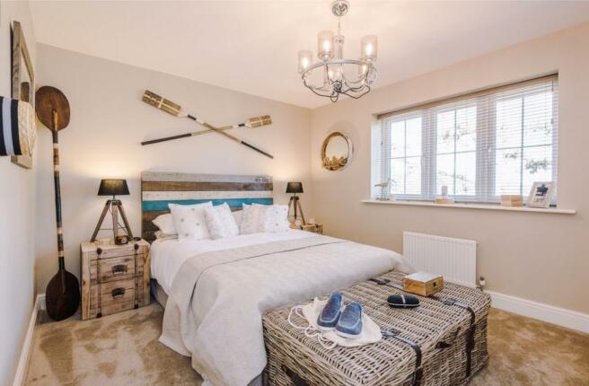 The Dunes Palmerston Bedroom 1