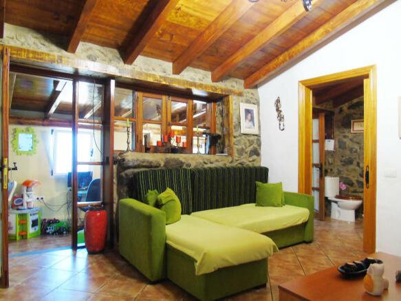 3 Bedroom Country House For Sale In Santa Brigida Gran Canaria
