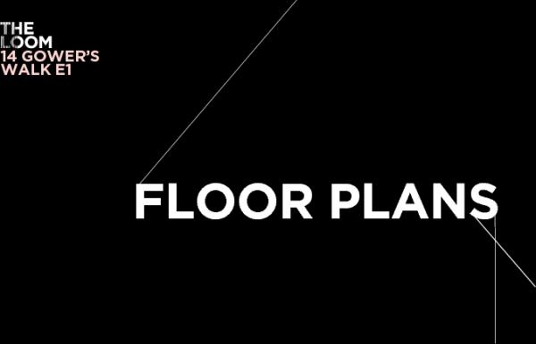 The Loom Floorplans