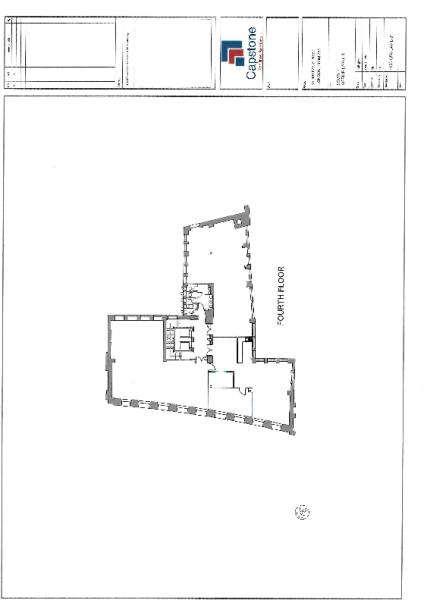 Floor plan - 4th
