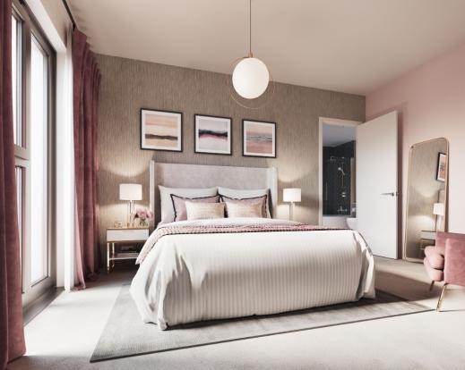 Bedroom CGI