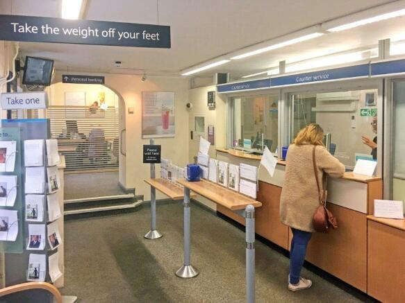 Customer Counters