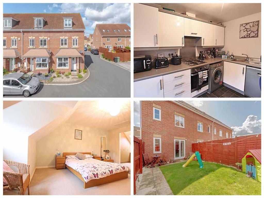 4 bedroom town house  Kings Park, Birstall