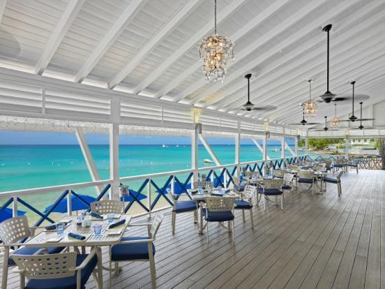 Beach Club Dining
