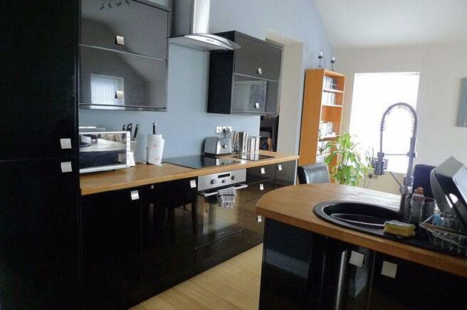 2b kitchen