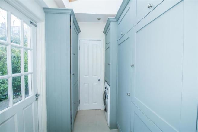 Utility room and
