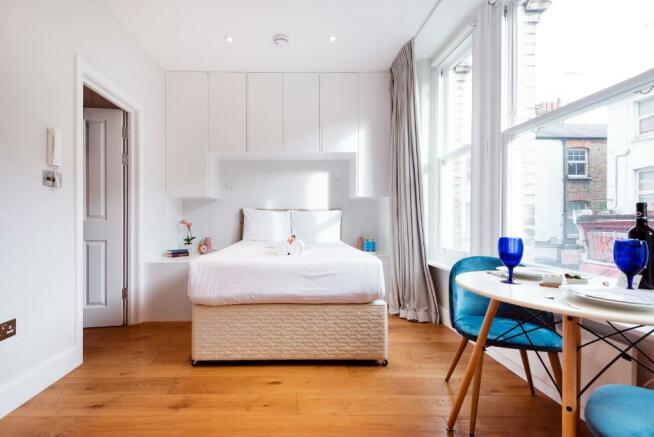 Studio Flat To Rent In Kenway Road London Sw5 Sw5