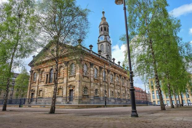 2 bedroom flat for sale in st andrews square, city centre, glasgow, g1, g1