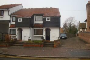 Photo of Crib Street, Ware, Hertfordshire, SG12