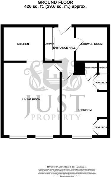 2he 1: 1 Bedroom Retirement Property For Sale In Terminus Road