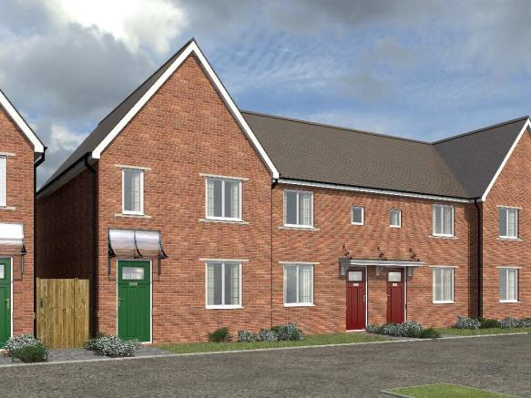Hereford Point New Homes Development By Fortis Living