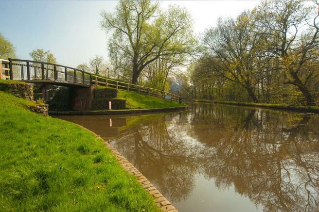 Tamworth river