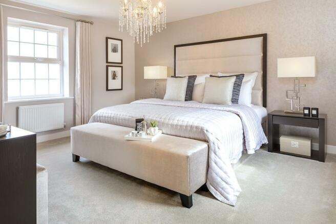 Henley Bedroom