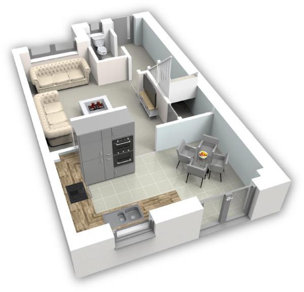 Ground floor sunroom