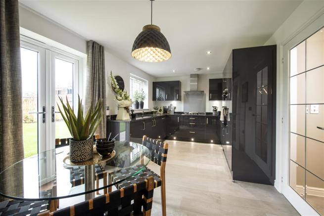 Image of the Eynsham show home at Kenton Bank Mill, Kingston Park