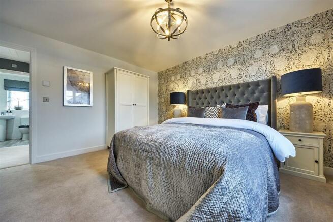 Image of Shelford show home