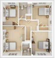 Marford first floor plan