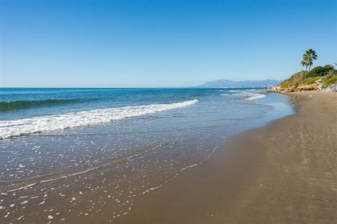 beach marbella east