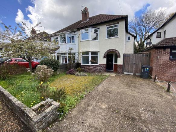 Thumbnail HALL GREEN EGGINGTON ROAD: **MUST BE VIEWED** This Well presented Semi Detached House offers hallway, two reception rooms, fitted kitchen, the rear reception room offers access to the rear garden. The first floor offers two double bedrooms, third room, bathroom with shower over the bath and separ...