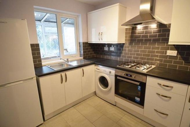 Thumbnail KINGS NORTON, REDBURN DRIVE: This Modern Refurbished Ground floor One bedroom Maisonette is located within a cul-de-sac within walking distance to local amenitites and public transportation. Modern interior. The property offers its own entrance, porch, hallway with three cupboards, lounge/dini...