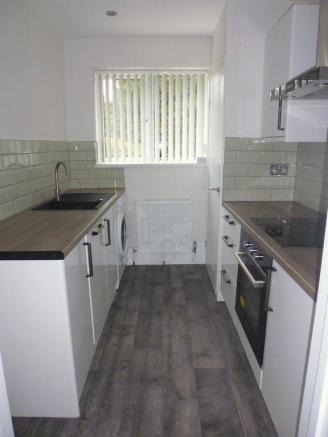 Thumbnail CASTLE BROMWICH, WESTERIA CLOSE: This Modern Refurbished First Floor Maisonette is located within a cul ded sac within the popular village of Castle Bromwich. The property offers its own entrance, porch, utility/cloaks, lounge/dining, kitchen with a range of appliances, two double bedrooms & b...