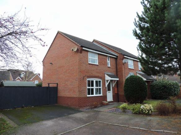 Thumbnail SUTTON COLDFIELD, ROWAN CLOSE: **New to the market A Two bedroom house** located within a cul de sac, offering lounge, kitchen/dining, two good size bedrooms and bathroom with shower over bath. Gas central heating, double glazed, front/rear garden, rear garden with shed & side gated access, two s...