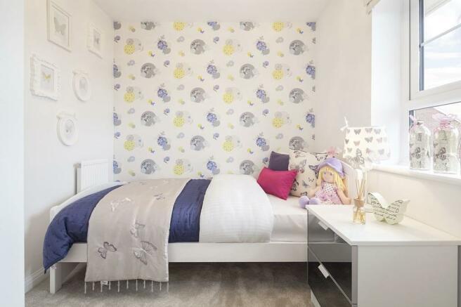 Eskdale single bedroom