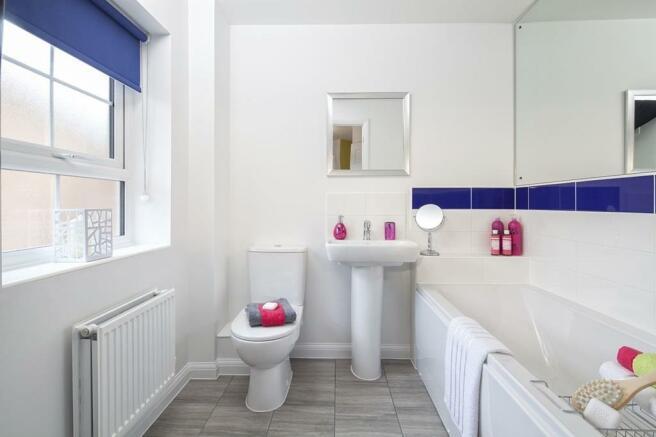Eskdale bathroom