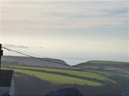 Photo of Trewarmett Hill, Tintagel