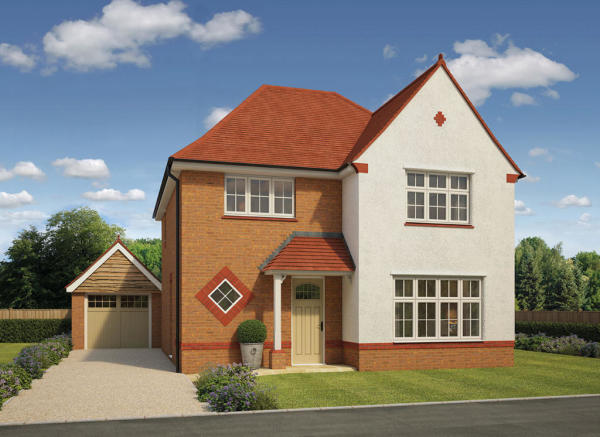 4 Bedroom Detached House For Sale In Backford Cross
