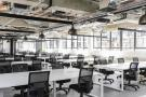 Refurbed workspace