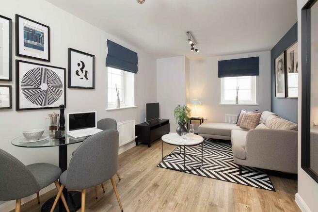 GP Apartment lounge