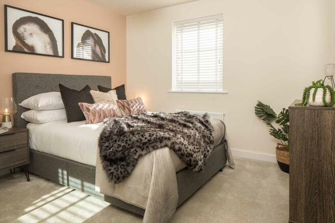Main bedroom apartment GP
