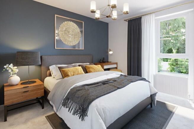 Coleford Bedroom