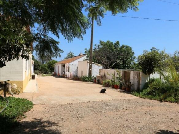 Farm with House - Sea View - Tavira, Faro, Algarve, Portugal