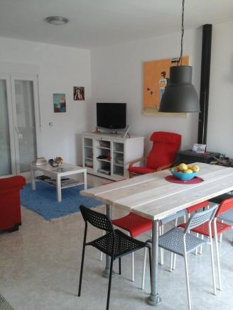 Diner to Living room