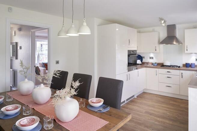 Hemsworth kitchen