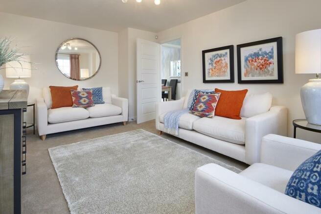 Hemsworth lounge
