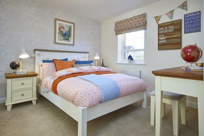 Hemsworth bedroom 2