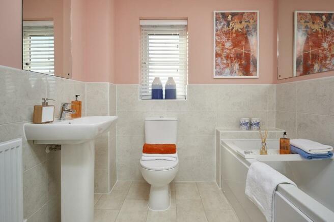Hemsworth bathroom
