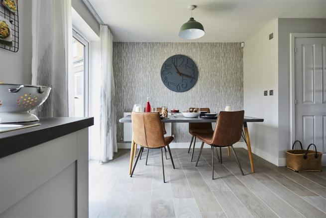 Image of Byford show home
