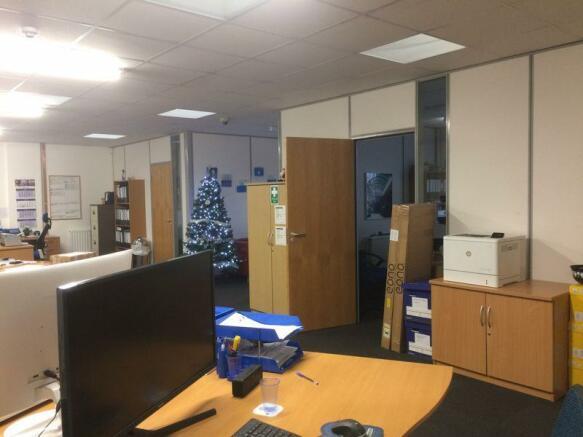 Unit 1 office ...