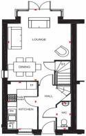 Padstow GF plan H764901 OG