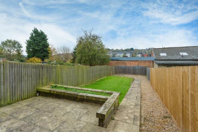 Rear Garden of Property