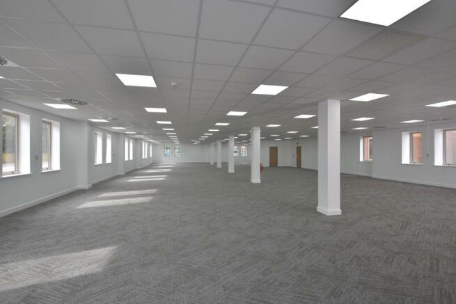 Refurbished office 3