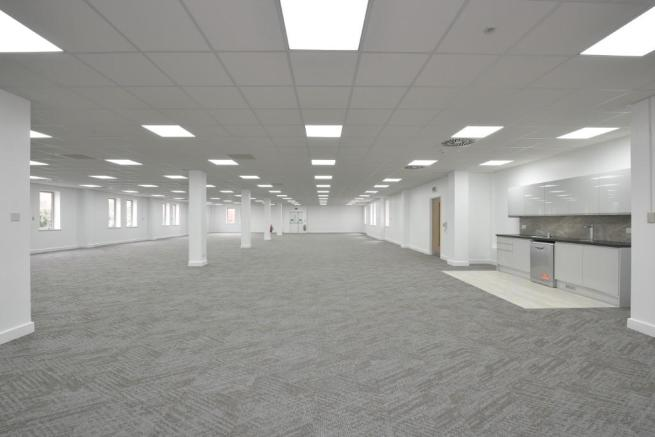 Refurbished office 4