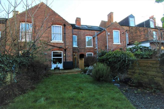 4 bedroom terraced house for sale in Church Drive ...